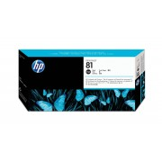 HP Tête d'impression origine HP 81 / C4950A Noir /