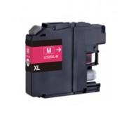 BROTHER LC525 XL M magenta - kompatibilná náplň do tlačiarne Brother