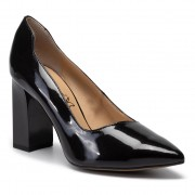 Обувки CAPRICE - 9-22408-23 Black Patent 018