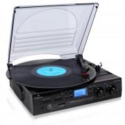 Auna TT-186E Turntable de gravação stereo USB MP3
