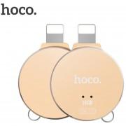 HOCO UD1 Aleación De Aluminio USB Stick Flash Pen Drive Adecuado Para IOS 8.0 - Negro