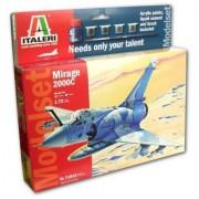 ITALERI Model set 'home play' Mirage + EKSPRESOWA DOSTAWA W 24H
