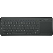 Microsoft All-in-One Media Teclado (USB), A