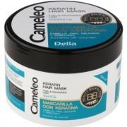 Delia Cosmetics Cameleo BB Keratinmaske für sanfte und müde Haare 200 ml