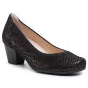 Обувки CAPRICE - 9-22301-24 Black Snake 041
