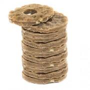 Premier Roscas de cuero natural golosinas para perros