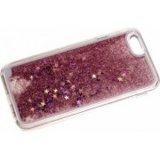 Skin Tellur Glitter iPhone 6 6S Roz Deschis