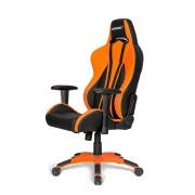 AKRacing Premium Plus Gaming Chair Black/Orange AK-PPLUS-OR