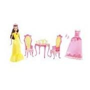 Disney Princess Belle Dining Room