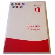 Microsoft Office 2019 Professional, Retail, DVD