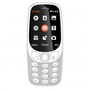 Nokia 3310 (2017) Gris Dual SIM