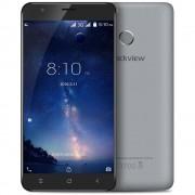 Blackview E7S Android 6.0 5.5 pouces 3G Phablet MTK6580 1.3GHz Quad Core 2 Go RAM 16 Go ROM Scanner d'empreintes digitales GPS