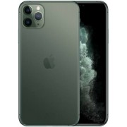 Apple Iphone 11 Pro Max 256GB éjzöld, kártyafüggetlen, Gyártói garancia