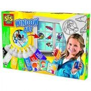 SES Creative Children's Window Paint Set