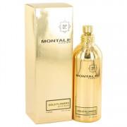Montale Gold Flowers Eau De Parfum Spray By Montale 3.3 oz Eau De Parfum Spray
