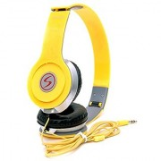 Signature (Yellow )VM-46 Solo HD wired Headphone