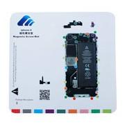 Mata magnetyczna na śrubki iPhone 4 4G