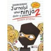 Jurnalul unui ninja dintr-a sasea Vol.2 Invazia piratilor - Marcus Emerson