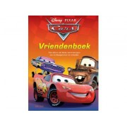 Disney Vriendenboek Disney Cars
