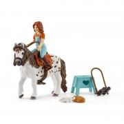 Schleich Horse Club Mia și Spotty
