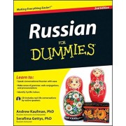 Russian for Dummies [With CD (Audio)], Paperback
