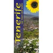 Wandelgids Tenerife | Sunflower books
