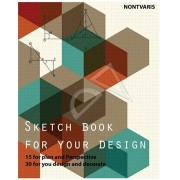 Sketch Book For Your Design: Interior Design and decorate sketch book, Paperback/Nontvaris
