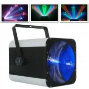 Revo 9 Burst Pro Efeito de luzes LED DMX RGB