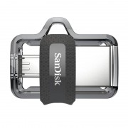 USB Flash Drive 256Gb - SanDisk Ultra Dual SDDD3-256G-G46
