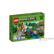 LEGO® Minecraft Golemul de Fier 21123