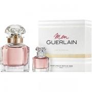 Guerlain Mon Guerlain Комплект (EDP 30ml + EDP 5ml) за Жени