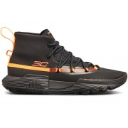 Under Armour UA SC 3ZER0 II - scarpe da basket - uomo - Black/Orange
