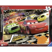 PUZZLE CARS, 36 PIESE