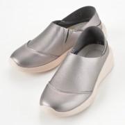 QUOKKA 袋縫い 2WAYスリッポン【QVC】40代・50代レディースファッション