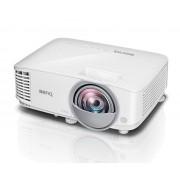Projector, BENQ MW826ST, DLP, Short Throw, 3400LM, 3D Ready, WXGA (9H.JGE77.13E)