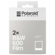 Polaroid Originals BW Film for 600 Double Pack foto papir za crno-bijele fotografije za Instant fotoaparate 004842 004842
