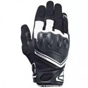IXON Gants Ixon RS Drift Noir Blanc