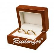Dřevěná dárková krabička na snubní prsteny 15105.15
