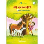 Ik ♥ lezen: Gek op paarden - Heike Wiechmann
