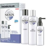 Nioxin System 5 Three Part System Trial Kit Various