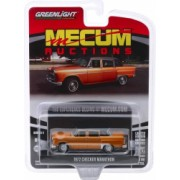 Mecum Auctions Collector Cars Series 4 - 1972 Checker Marathon 50th Anniversary 1 of 45 Produced Chicago 2018 Solid Pack 1 64