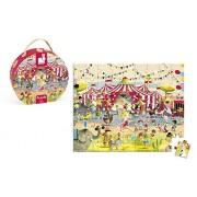 Janod Circus Puzzle
