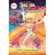 Legend of the Fire Princess (She-Ra Graphic Novel #1), Volume 1, Hardcover/Betsy Peterschmidt