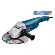 Bosch Professional Smerigliatrice Angolare Professionale 2200 W 6500 Giri/Min 230 Mm M14