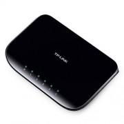 TP-LINK (TL-SG1005D V8) 5-Port Gigabit Unmanaged Desktop Switch, Pl...