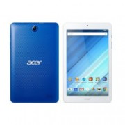 "Таблет Acer Iconia One 8 (NT.LEUEE.001)(син), 8.0"" (20.32cm) IPS HD дисплей, четириядрен MediaTek MT8167B 1.3GHz, 1GB RAM, 16GB Flash памет, 5.0 & 2.0 Mpix камера, Android, 340g"