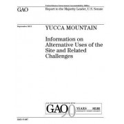 Yucca Mountain: Information on Alternative Uses of the Site and Related Challenges