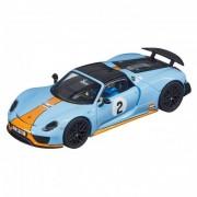 "Carrera Samochody Porsche 918 Spyder ""Gulf Racing No.02"" 20030788"