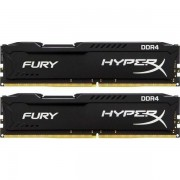 MEM DDR4 16GB 2666MHz 2x8 HyperX Fury KIN HX426C15FBK2/16