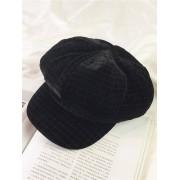 Vintage Lining NewsBoy Hat